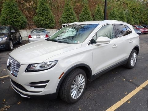 Ceramic Pearl 2019 Lincoln MKC AWD