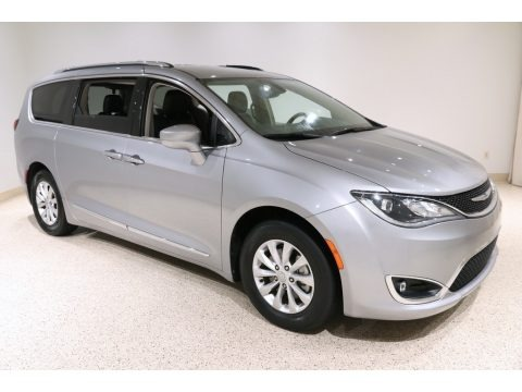 Billet Silver Metallic 2018 Chrysler Pacifica Touring L