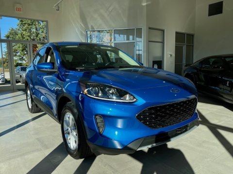 Velocity Blue Metallic 2020 Ford Escape SE 4WD