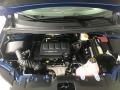 Chevrolet Sonic LT Hatchback Kinetic Blue Metallic photo #15