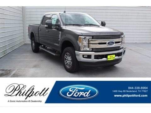 Magnetic 2019 Ford F250 Super Duty Lariat Crew Cab 4x4