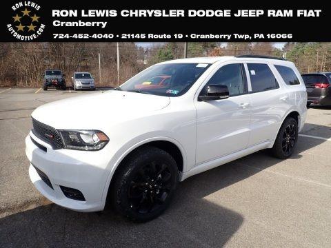 White Knuckle 2019 Dodge Durango GT AWD