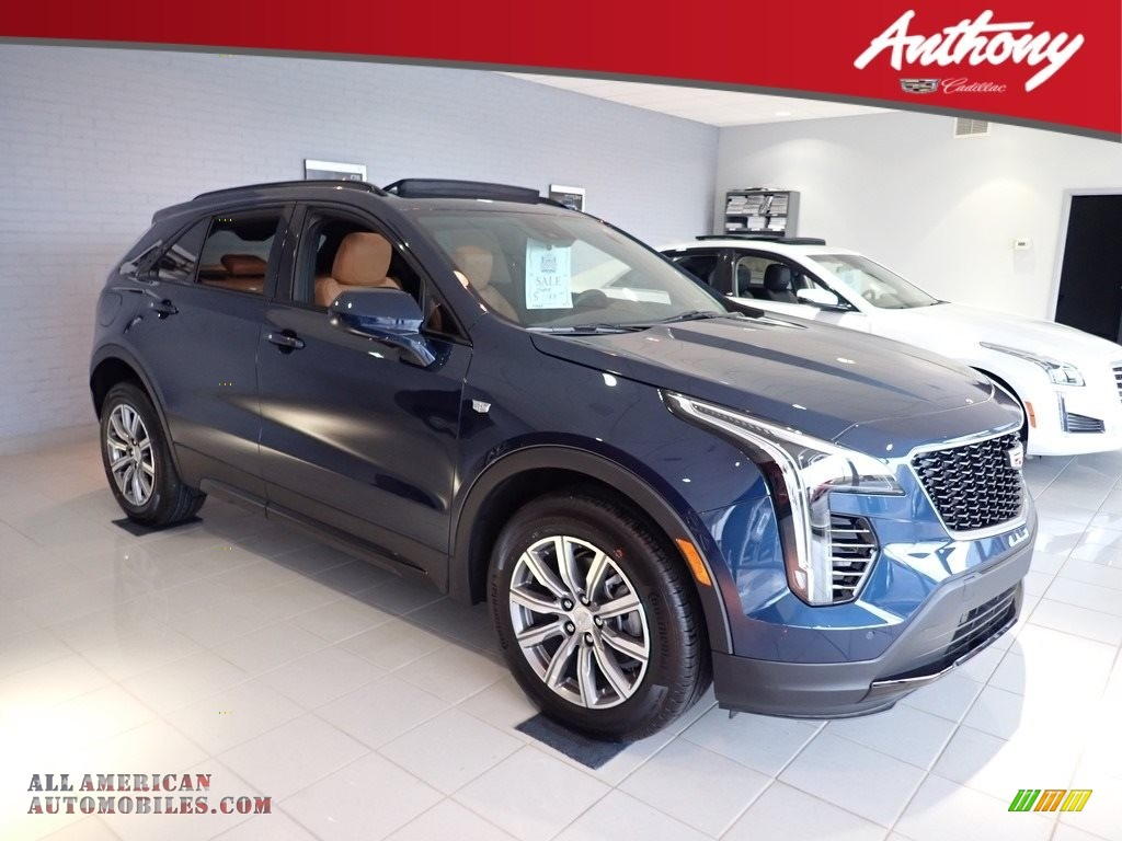 2020 XT4 Sport AWD - Twilight Blue Metallic / Sedona/Jet Black photo #1
