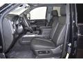 GMC Sierra 2500HD Denali Crew Cab 4WD Carbon Black Metallic photo #10