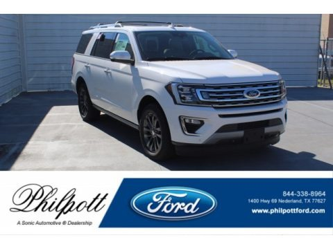 Star White 2020 Ford Expedition Limited