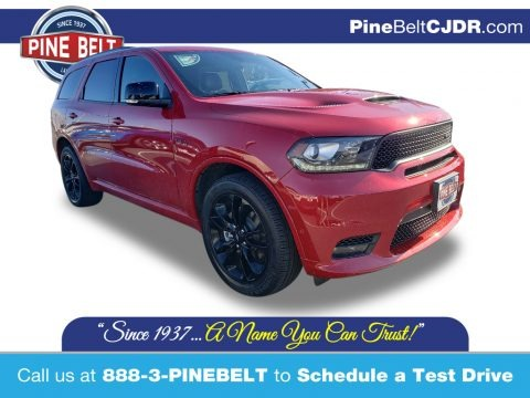 Redline 2 Coat Pearl 2020 Dodge Durango R/T AWD