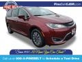 Chrysler Pacifica Touring L Plus Velvet Red Pearl photo #1