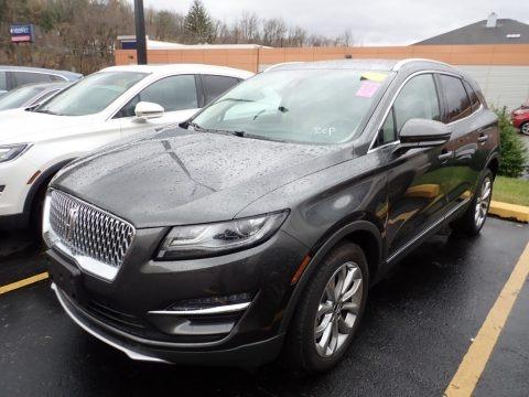 Magnetic Gray Metallic 2019 Lincoln MKC Select AWD