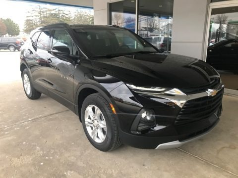 Black 2020 Chevrolet Blazer LT