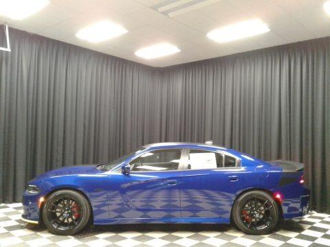 Indigo Blue 2019 Dodge Charger Daytona 392