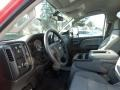 Chevrolet Silverado 2500HD Work Truck Double Cab 4WD Red Hot photo #18