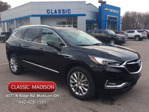Ebony Twilight Metallic 2020 Buick Enclave Premium AWD