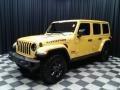 Jeep Wrangler Unlimited MOAB 4x4 Hellayella photo #2