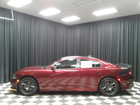 Octane Red Pearl 2019 Dodge Charger Daytona