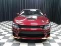 Dodge Charger Daytona Octane Red Pearl photo #3