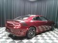 Dodge Charger Daytona Octane Red Pearl photo #6