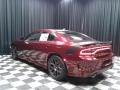 Dodge Charger Daytona Octane Red Pearl photo #8