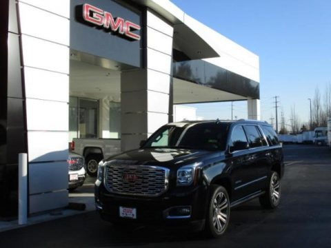 Onyx Black 2020 GMC Yukon Denali 4WD