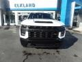 Chevrolet Silverado 2500HD Work Truck Crew Cab 4x4 Summit White photo #2