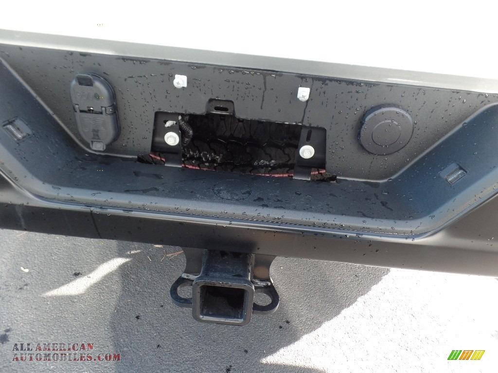 2020 Silverado 2500HD Work Truck Crew Cab 4x4 - Summit White / Jet Black photo #14