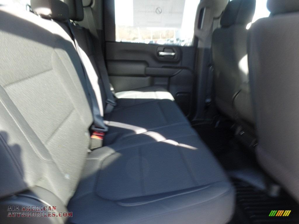 2020 Silverado 2500HD Work Truck Crew Cab 4x4 - Summit White / Jet Black photo #17