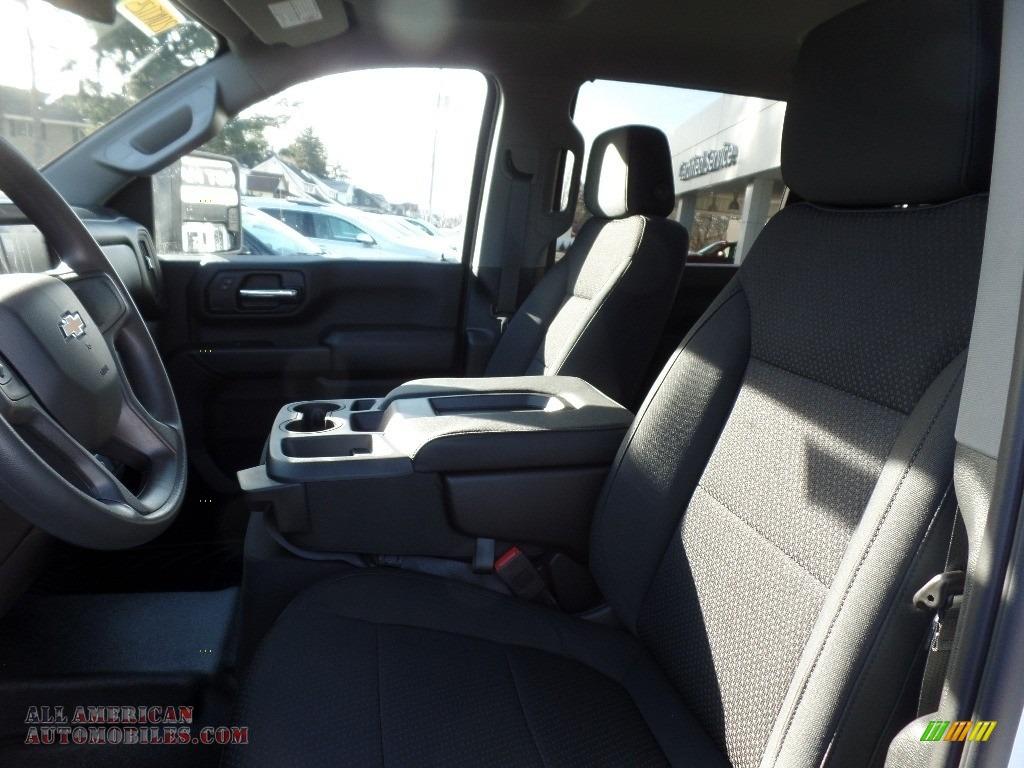 2020 Silverado 2500HD Work Truck Crew Cab 4x4 - Summit White / Jet Black photo #20