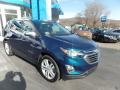 Chevrolet Equinox Premier AWD Pacific Blue Metallic photo #1