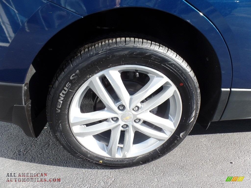2020 Equinox Premier AWD - Pacific Blue Metallic / Ash Gray photo #11