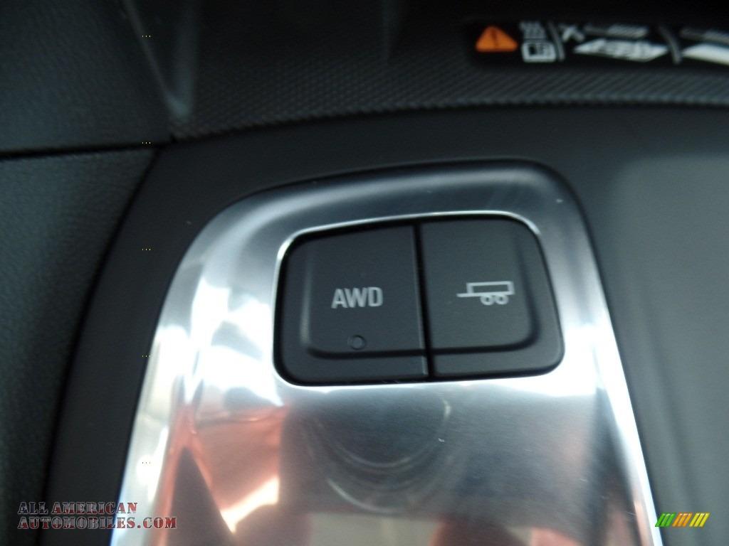 2020 Equinox Premier AWD - Pacific Blue Metallic / Ash Gray photo #38