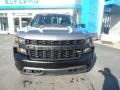 Chevrolet Silverado 1500 WT Regular Cab 4x4 Satin Steel Metallic photo #3