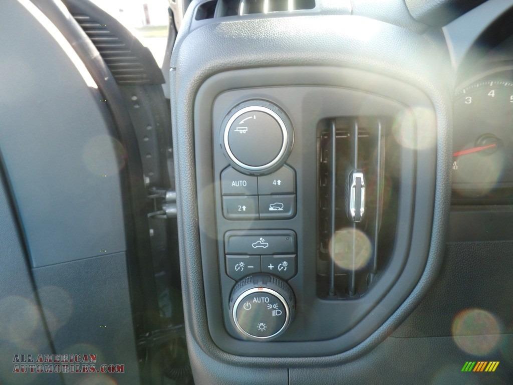 2020 Silverado 1500 WT Regular Cab 4x4 - Satin Steel Metallic / Jet Black photo #20