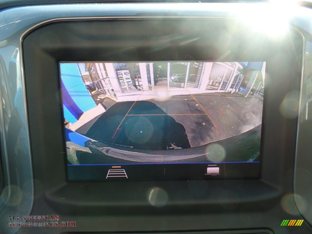 2020 Silverado 1500 WT Regular Cab 4x4 - Satin Steel Metallic / Jet Black photo #25