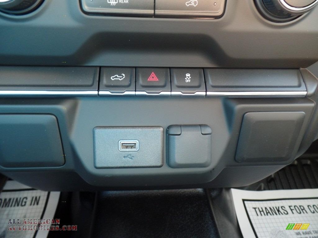 2020 Silverado 1500 WT Regular Cab 4x4 - Satin Steel Metallic / Jet Black photo #27