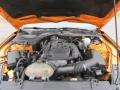 Ford Mustang EcoBoost Fastback Orange Fury photo #24