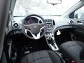 Chevrolet Sonic LT Sedan Nightfall Gray Metallic photo #12