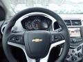 Chevrolet Sonic LT Sedan Nightfall Gray Metallic photo #20