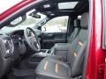 GMC Sierra 1500 AT4 Crew Cab 4WD Red Quartz Tintcoat photo #13