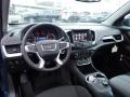 GMC Terrain SLE AWD Blue Emerald Metallic photo #14