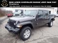 Jeep Gladiator Sport 4x4 Granite Crystal Metallic photo #1