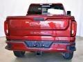GMC Sierra 2500HD Denali Crew Cab 4WD Red Quartz Tintcoat photo #3