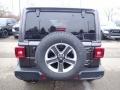 Jeep Wrangler Unlimited Sahara 4x4 Granite Crystal Metallic photo #4