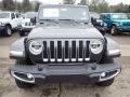 Jeep Wrangler Unlimited Sahara 4x4 Granite Crystal Metallic photo #8