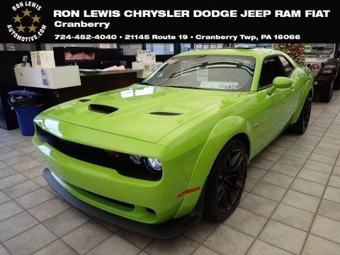 Sublime 2019 Dodge Challenger R/T Scat Pack Widebody