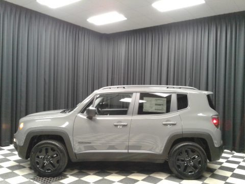 Sting-Gray 2020 Jeep Renegade Sport 4x4
