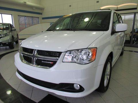 White Knuckle 2019 Dodge Grand Caravan SXT