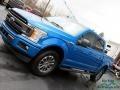 Ford F150 XLT SuperCrew 4x4 Velocity Blue photo #34