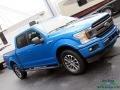 Ford F150 XLT SuperCrew 4x4 Velocity Blue photo #36