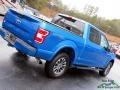 Ford F150 XLT SuperCrew 4x4 Velocity Blue photo #37