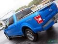 Ford F150 XLT SuperCrew 4x4 Velocity Blue photo #38
