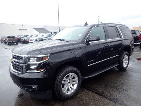 Black 2020 Chevrolet Tahoe LT 4WD